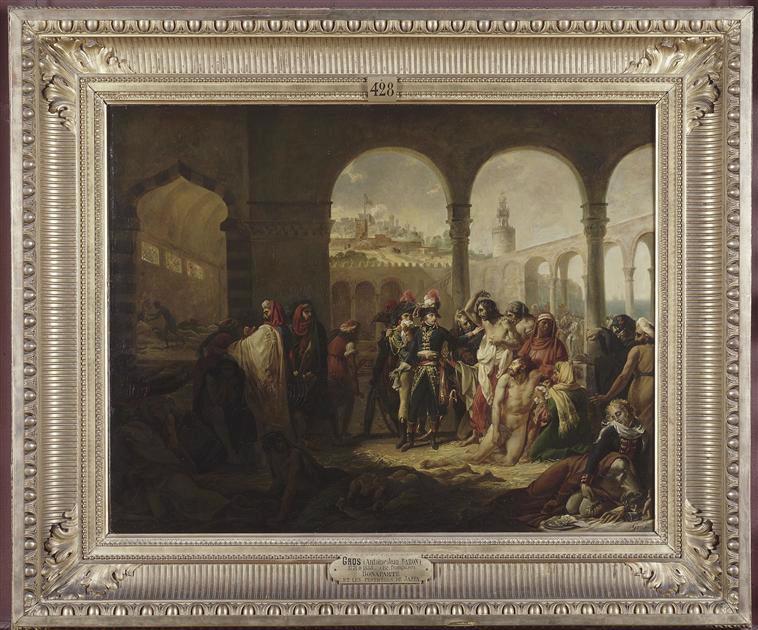 Gros Chantilly Musée Condé